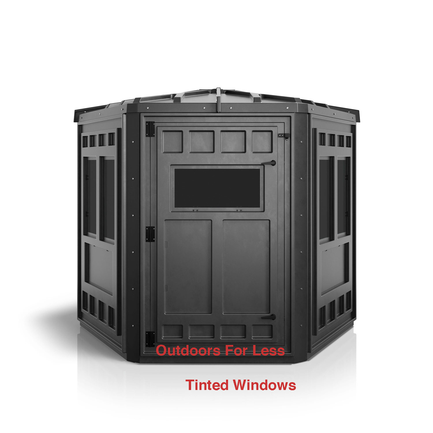 Booner 6-Panel Thunderdome Deer Hunting Blind 87 in. x 82 in.