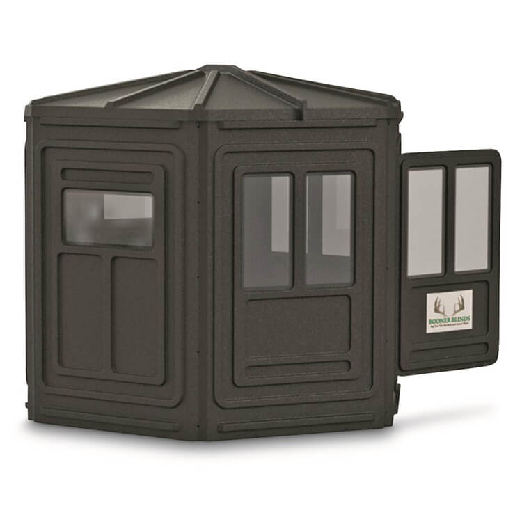 Booner 6 Panel Thunderdome Deer Hunting Blind 87 In X 82 In