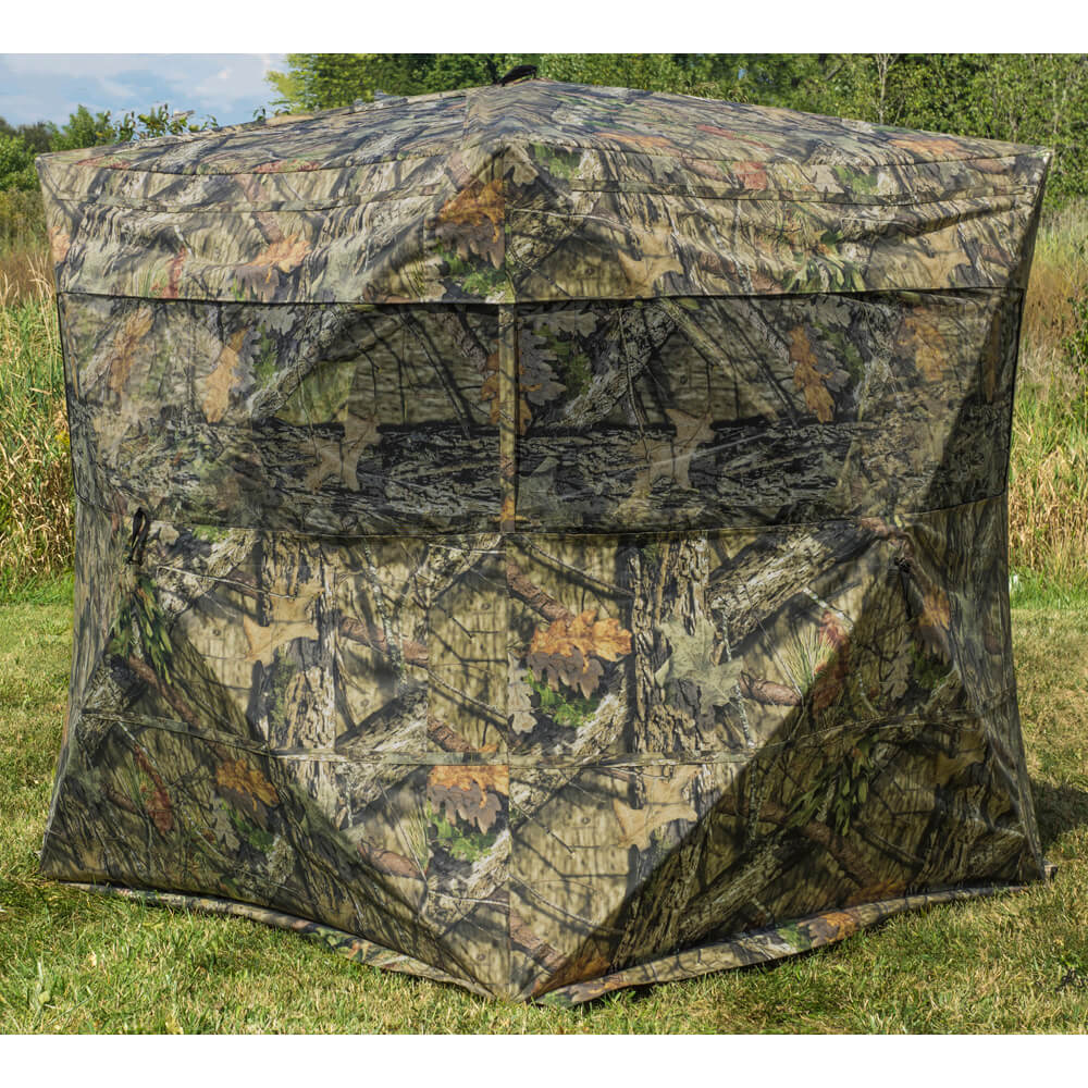 up gear hub ts at hunting index pop five product ground blinds guide blind