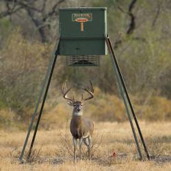 Hunting Blinds, Protein Feeders and More from Texas Hunter