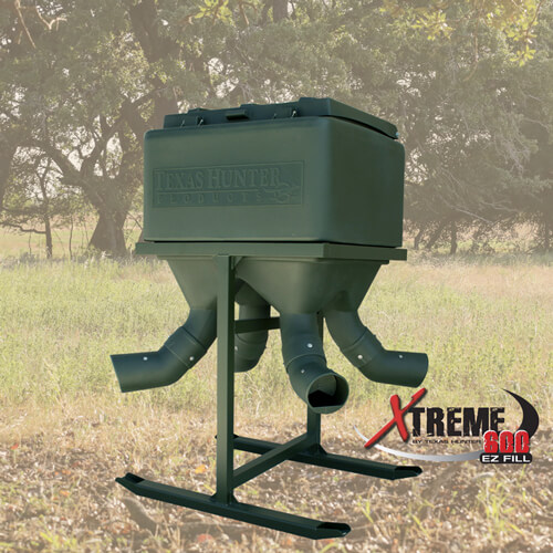 600 Lb Xtreme Deer Fawn And Doe Feeder By Texas Hunter