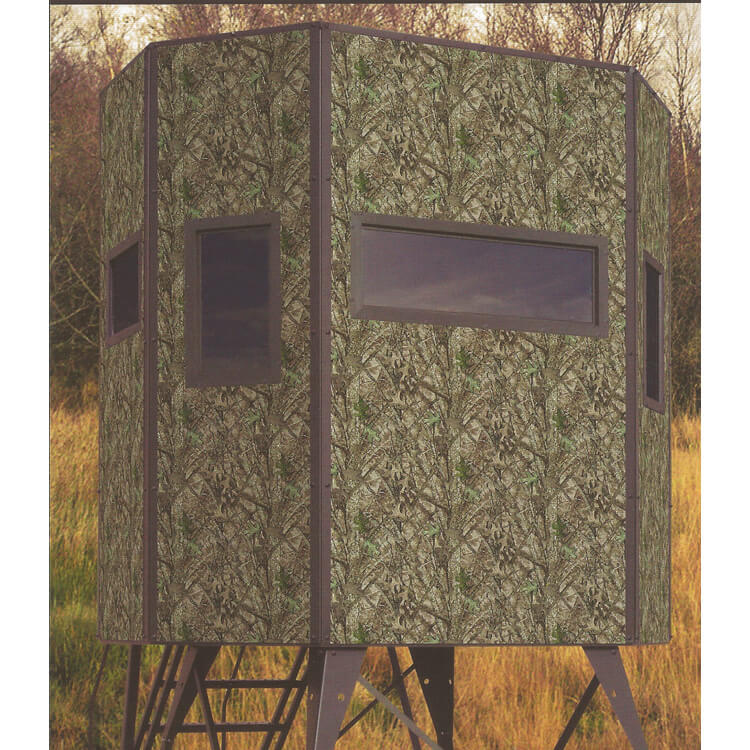 Octagon Shaped Deer Blind Double 60 In X 80 In Texas