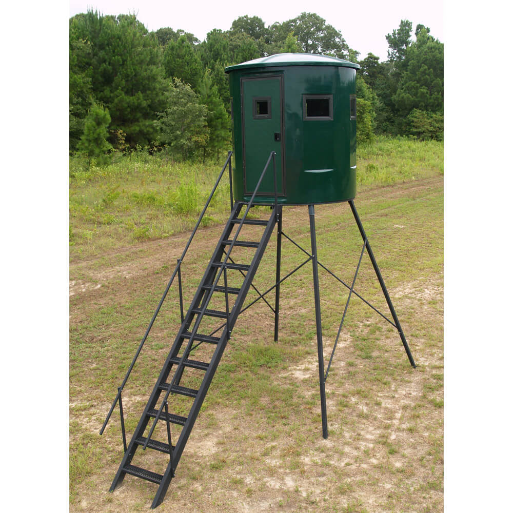 product hunting s ts maverick sportsman blind bale index tripod stands sportsmans blinds tower condo