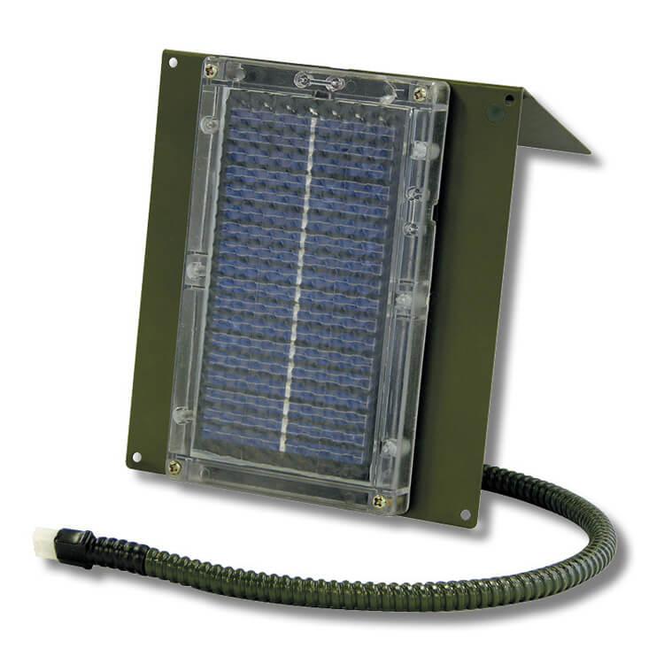 Texas Hunter 6 Volt Solar Charger